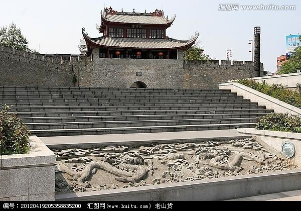 广西柳州 东门城楼